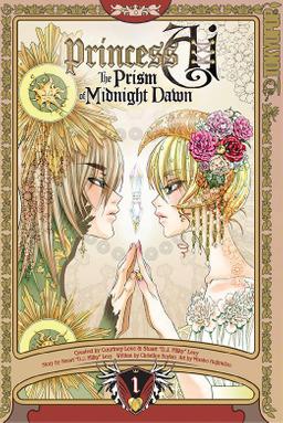 Princess Ai: The Prism of Midnight Dawn Volume 1