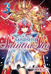 Saint Seiya: Saintia Sho Vol. 3