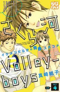 さくら河 Volley―boys プチデザ(4)