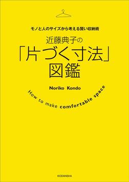 近藤典子の「片づく寸法」図鑑 モノと人のサイズから考える賢い収納術-電子書籍