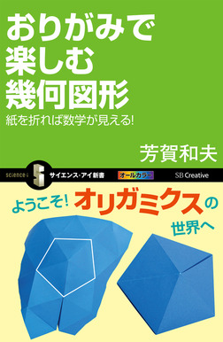 おりがみで楽しむ幾何図形 紙を折れば数学が見える!-電子書籍