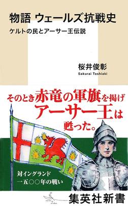 物語 ウェールズ抗戦史 ケルトの民とアーサー王伝説-電子書籍