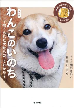 まんが わんこのいのち~捨てられた犬たちの、それから~-電子書籍