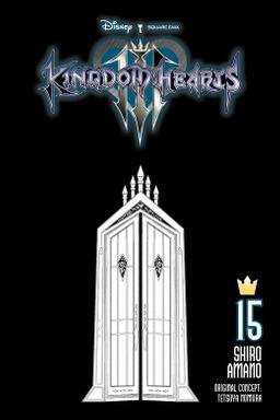Kingdom Hearts III, Chapter 15 (manga)