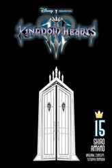 Kingdom Hearts III, Chapter 15 (manga)