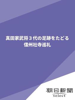 真田家武将3代の足跡をたどる 信州社寺巡礼-電子書籍
