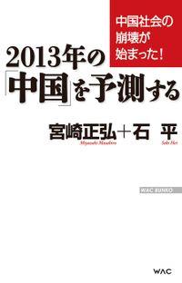2013年の「中国」を予測する