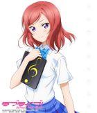 『ラブライブ! School idol diary ~西木野真姫~』きせかえ本棚【購入特典】