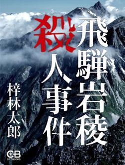 飛騨岩稜殺人事件-電子書籍
