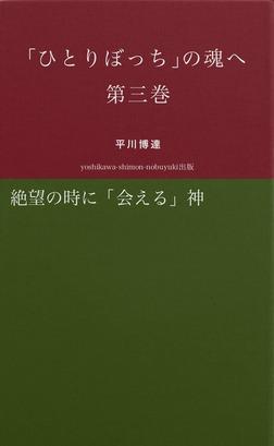 「ひとりぼっち」の魂へ 第三巻 絶望の時に「会える」神-電子書籍