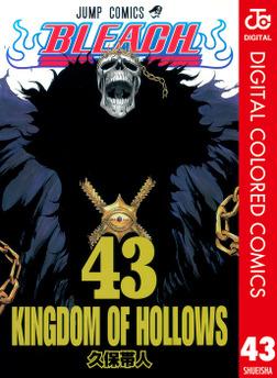 BLEACH カラー版 43-電子書籍