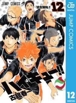 ハイキュー!! 12-電子書籍
