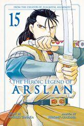 The Heroic Legend of Arslan 15