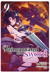 Reincarnated as a Sword Vol. 9