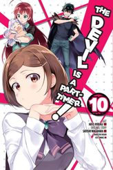 The Devil Is a Part-Timer!, Vol. 10