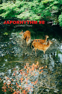 JAPORHYTHM #8/  Location Nara-電子書籍