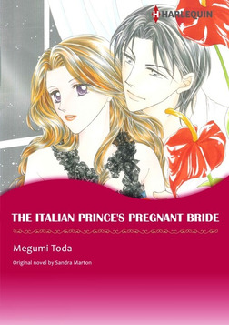 THE ITALIAN PRINCE'S PREGNANT BRIDE-電子書籍