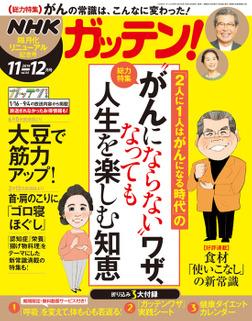 NHKガッテン! 2019年 12月号-電子書籍
