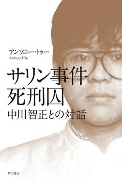 サリン事件死刑囚 中川智正との対話-電子書籍