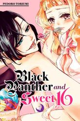 Black Panther and Sweet 16 Volume 1