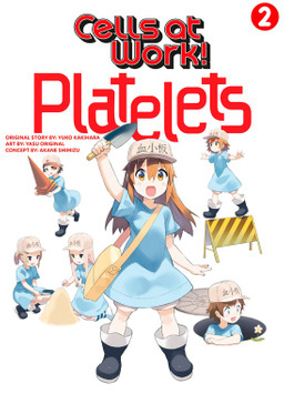 Cells at Work: Platelets! 2