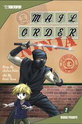 Mail Order Ninja Volume 2