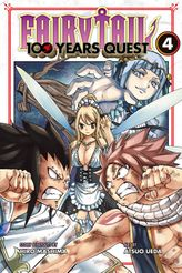 Fairy Tail: 100 Years Quest 4