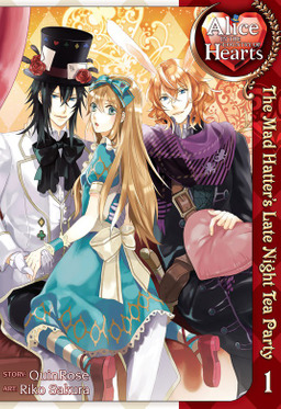 Alice in the Country of Hearts: The Mad Hatter's Late Night Tea Party Vol. 1
