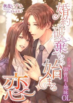 婚約破棄から始まる恋 ~王子様な御曹司と地味OL~-電子書籍