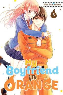 My Boyfriend in Orange Volume 6