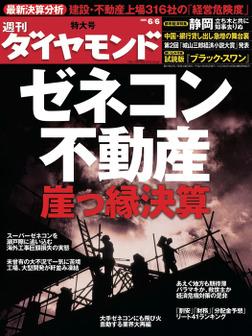 週刊ダイヤモンド 09年6月6日号-電子書籍