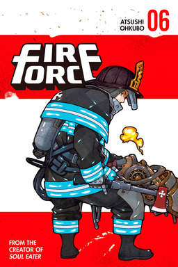 Fire Force Volume 6