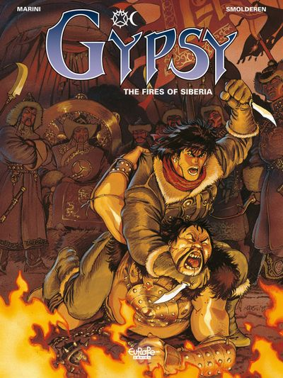 Gypsy - Volume 2 - The Fires of Siberia