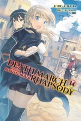 Death March to the Parallel World Rhapsody, Vol. 14