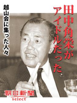 田中角栄がアイドルだった 越山会に集った人々-電子書籍