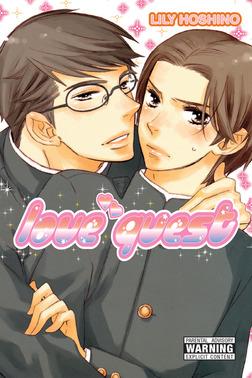 Love Quest-電子書籍