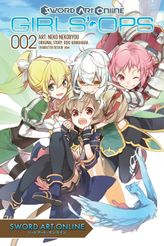 Sword Art Online: Girls' Ops, Vol. 2