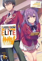 Classroom of the Elite Vol. 8