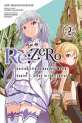 Re:ZERO -Starting Life in Another World-, Chapter 1: A Day in the Capital, Vol. 2