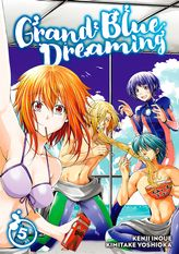 Grand Blue Dreaming Volume 5