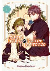 Saint Cecilia and Pastor Lawrence 1