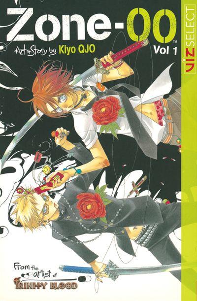 ZONE-00, Vol. 1