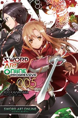 Sword Art Online Progressive 5