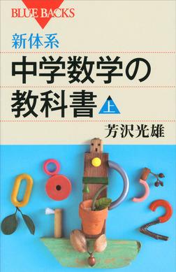 新体系 中学数学の教科書 上-電子書籍