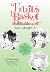 Fruits Basket: The Three Musketeers Arc, Chapter 3