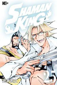 SHAMAN KING ~シャーマンキング~ KC完結版(25)