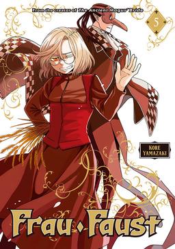 Frau Faust Volume 5