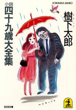 小説四十九歳大全集-電子書籍