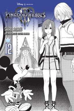Kingdom Hearts III, Chapter 12 (manga)