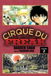Cirque Du Freak: The Manga Vol. 2